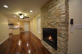 fireplace in basement home decorating interior design bath