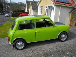 nissan micra green colour austin mini city 998cc green mrbean colours 1years mot very