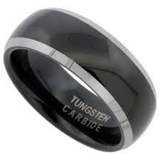cincin tungsten carbide jewelry by rhonda wedding rings wedding bands alternative