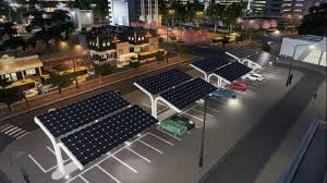 solar panel parking lot lights steam workshop solar parking lot 2x2