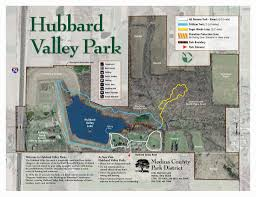 Buffalo Creek Trail Map Hubbard Valley Park Maplets