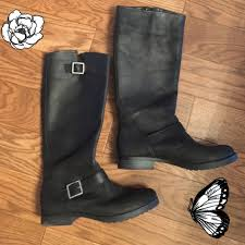 s xhilaration boots xhilaration xhilaration motorcycle boots from ℹ