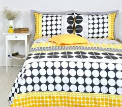 Geometric Duvet Cover Yellow Polka Dot Duvet Cover Uk Yellow Polka Dot Quilt Cover