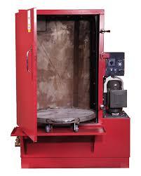 heated parts washer cabinet dee blast prw5170