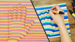 cool ways to write your name on paper 3d hand drawing step by step how to trick art optical illusion 3d hand drawing step by step how to trick art optical illusion