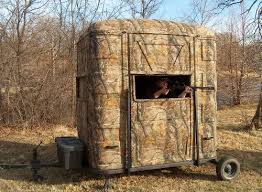 Plastic Deer Blinds Outfitters Ranchers Hunting Blinds Deer Stands Portable Hunting