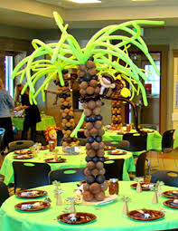 monkey centerpieces for baby shower baby shower monkey decorations sorepointrecords