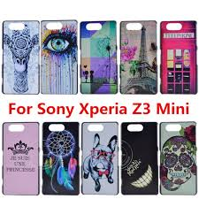 xperia z3 compact design aliexpress buy newest brand fashion design pattern