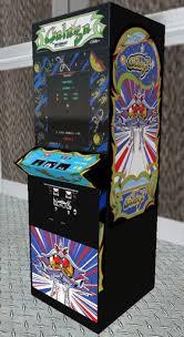 Galaga Arcade Cabinet Second Life Marketplace Arcade U0027galaga U0027 Reproduction Animated
