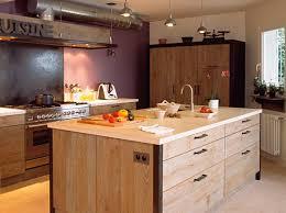 ilot central cuisine bois ilot central cuisine lancelin fils cuisiniste conception