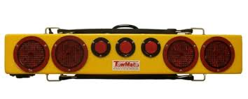 wireless tow light bar wireless magnetic tow lights led towmate tow lights for wreckers