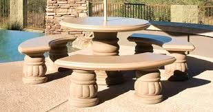 round cement picnic tables round cement picnic tables public benches cement picnic tables