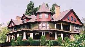 queen anne house style architecture youtube