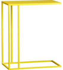 Yellow Accent Table Yellow Accent Table Nocharges