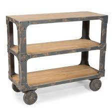 kitchen carts u2013 rustic edge
