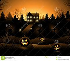 vector halloween vector halloween haunted house background stock vector image