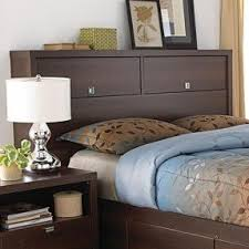 King Headboard With Storage King Size Headboard With Shelves Foter