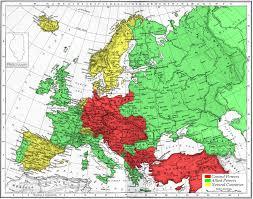 1914 World Map by Europe U0027s Military Alliances In World War I 1914 Prva Svetovna