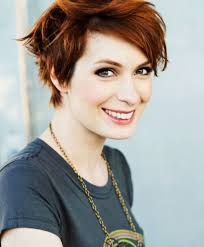 what is felicia day s hair color image felicia day jpg artemis fowl fandom powered by wikia