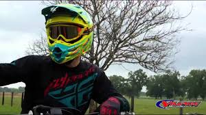 maverik motocross boots fly racing 2016 youtube