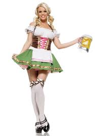 party city nurse halloween costume german barmaid costume german beer costumes
