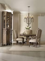 sorella rectangular trestle dining table hooker furniture