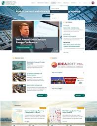 Idea Website Advertise International District Energy Association