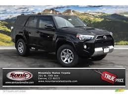 toyota 4runner 2014 colors 2014 black toyota 4runner trail 4x4 90621713 gtcarlot com car