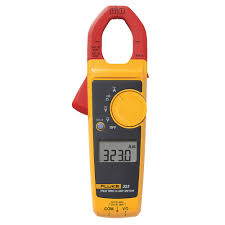 fluke digital clamp meter trms 400a 600v 20e890 fluke 323 grainger