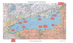 Niagara Falls Canada Map by Lol 1000km Brevet Info Page