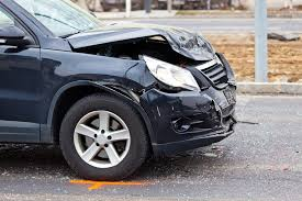 five most commonly damaged car parts in an accident bk repair