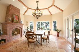 Eclectic Dining Room With French Doors By Kelly Hagglund Zillow - Dining room with french doors