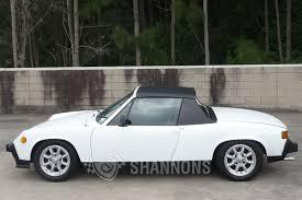 porsche 914 modified sold porsche 914 u0027targa u0027 coupe rhd auctions lot 19 shannons