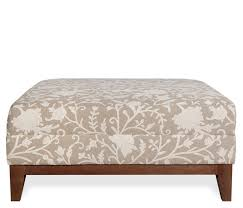 ottoman with patterned fabric 207 best upholstered leather furniture images on pinterest