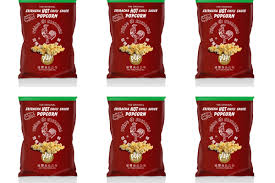 hallelujah there u0027s now an official sriracha snack line eater