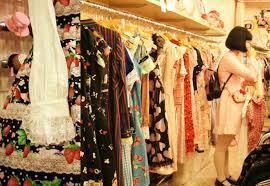 designer secondhand closet child shinjuku vintage shopping in japan secondhand tokyo