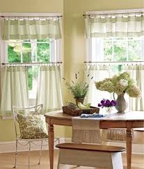 Kitchen Kitchen Curtain Sets Standard by 85 Best Shades O U0027green Images On Pinterest Country Curtains