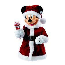 kurt adler 10 disney s mickey mouse tree topper or