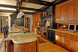 large kitchen designs with islands ritzy open kitchen decors with marble countertop large kitchen