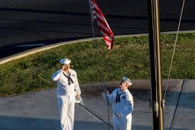 Flags In Hawaii First Navy Jack U0027 Flies In Hawaii To Honor 17 Sailors Lost In