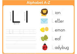 letter l tracing worksheet free printable puzzle games