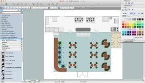 Restaurants Floor Plans by Interior Restaurant Floor Plan With Fascinating Restaurant