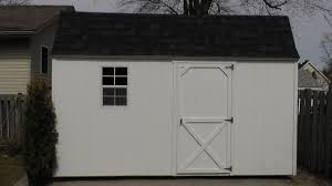10x10 garage door 10x10 storage sheds north country shedsnorth country sheds