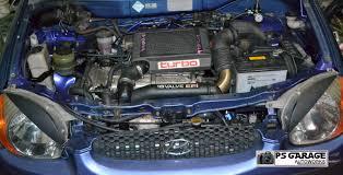 kereta hyundai lama ps garage motorsport