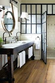 Modern Small Bathrooms Ideas Rustic Bathroom Ideas Design Of The Walk In Shower Rustic Small