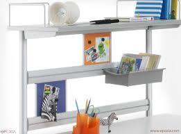 accessoires bureau enfant supports d accessoires pour bureau chion par moll epoxia mobilier