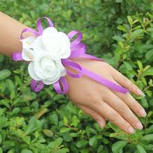 Cheap Corsages For Prom Popular Wrist Corsage Supplies Buy Cheap Wrist Corsage Supplies