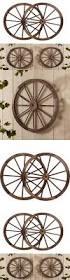 gorgeous wall decor metal wagon wheel wall decor design decor
