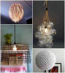 Diy Light Fixtures From The New Home Ec Diy Light Fixtures Crafted Pinterest