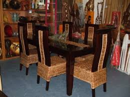Balinese Dining Table Bali Karma Taren Point Nsw Indonesian Furniture U0026 Handicrafts